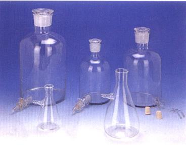 龙头瓶、放水瓶、上下咀过滤瓶