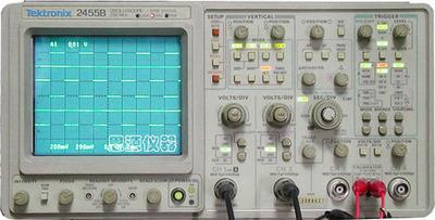 模拟示波器 250 MHz TEK 2455B