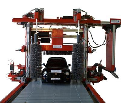 慧鱼工业模型-洗车流水线图片