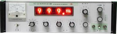低频信号发生器 XD22