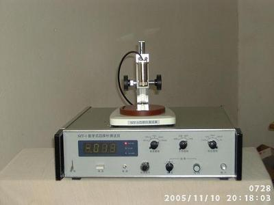 数字式四探针测试仪