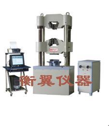 微机控制液压万能材料试验机