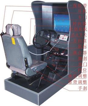 汽车驾驶模拟器、汽车教学设备、汽车教学模型