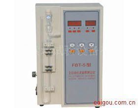 FBT-5数显全自动勃氏比表面积测定仪