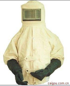 喷砂手套,喷砂橡胶手套,喷砂专用加厚带颗粒耐磨手套