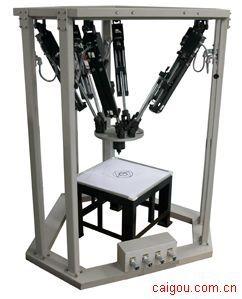 模块化可重构并联机器人