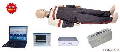 KAD/CPR900S高级全自动电脑心肺复苏模拟人