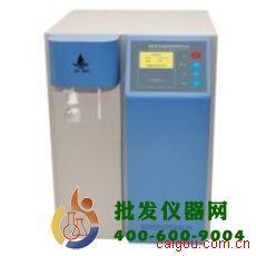 实验室专用超纯水机 超低有机物型(台上式)