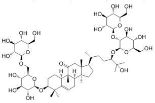 11-O-罗汉果皂苷IV 2096516-32-2