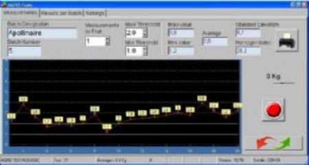 AGROSTA 14X数字式果实硬度计