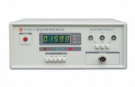 TH2511型直流低電阻測試儀