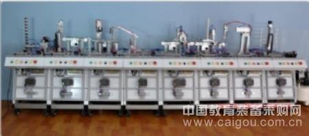柔性生产机电一体化实训设备装置-供料单元