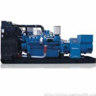 敞开式沃尔沃柴油发电机组