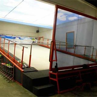 儿童滑雪体验机 安徽室内滑雪模拟器 室内滑雪练习机厂家