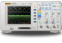 DS1000D数字示波器