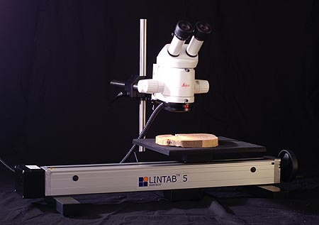 LINTAB年轮分析仪