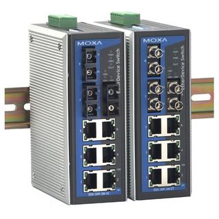 MOXA工业以太网交换机EDS-309