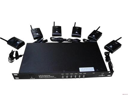 2.4G数字无线同声传译