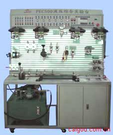 PEC900型液压系统测控综合试验台