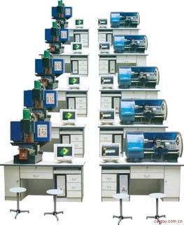 BPN型WLM组合机电一体化数控实验室(数控车床/铣床)