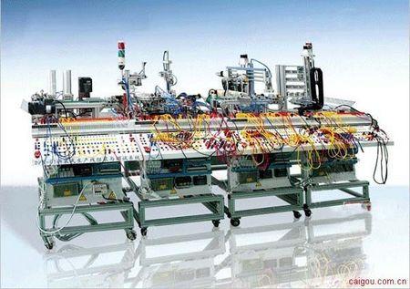 BPDPS-01拆装式生产线组装与调试实训系统