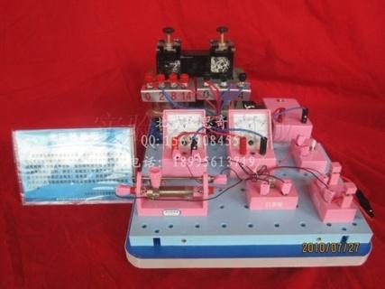 电磁实验科技展品