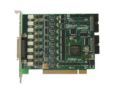 工业PCI数据采集卡PCI8510