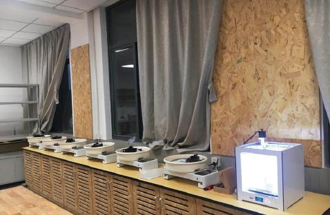 陶艺教室建设方案