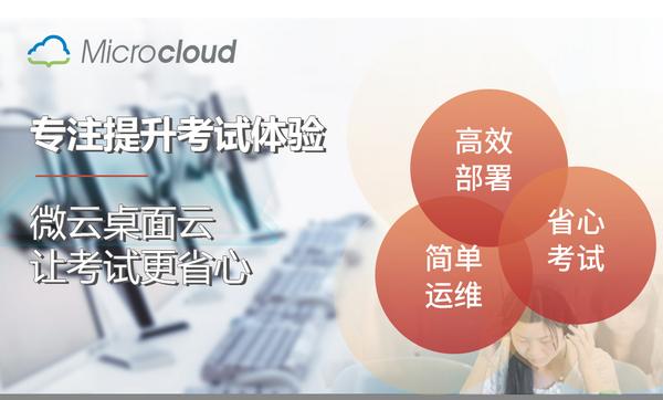 微云桌面云助力上海高考英语人机对话考试圆满收官