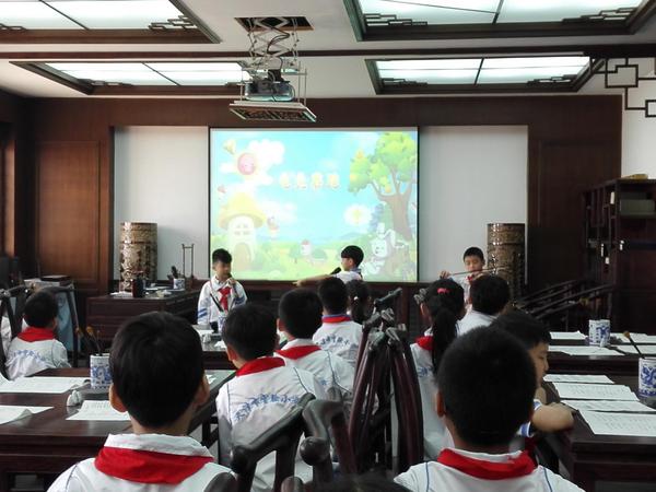 让阅读浸润心灵,让书香充满校园——天津市实验小学图书馆