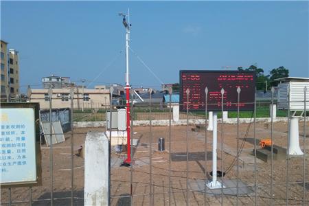 解析校园气象站安装选址有什么要求