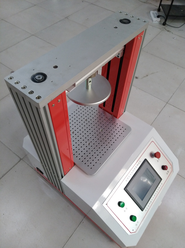 海绵/泡沫压陷性能试验机使用说明书
