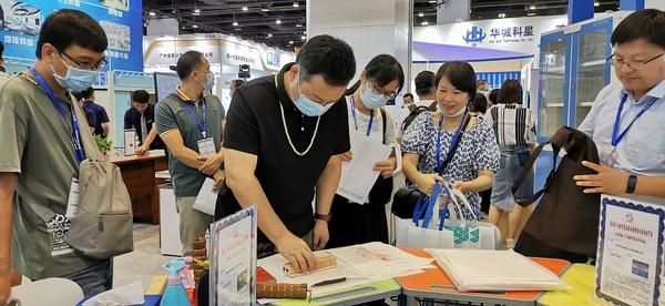 优质教育,创新发展 | 中教启星亮相第10届广西教育装备展