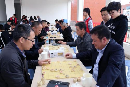 中国象棋文化入校园公益活动走进泉州工艺美术职业学院