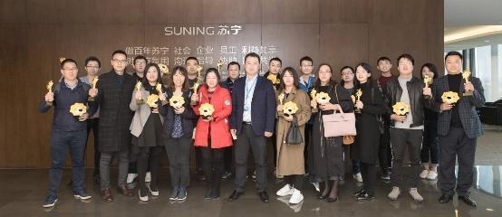 美泰、乐高等玩具品牌出席苏宁红孩子供应商大会