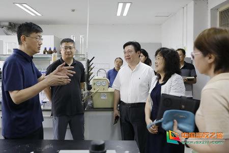 徐州医科大学开展秋季校园安全生产大检查工作