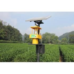 九州晟欣太阳能杀虫灯安装方法