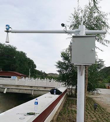 内蒙景区水雨情监测系统落成