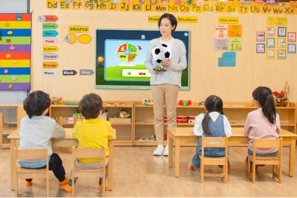 安道教育重磅发布智慧幼教一体机,宣布进军智慧幼教领域