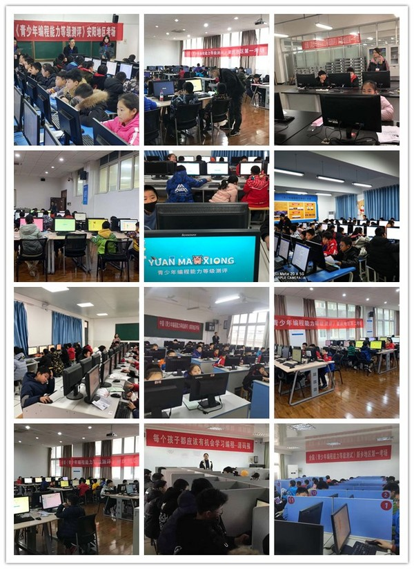 源码熊助力2019年全国青少年编程能力等级测评!