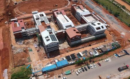 2019年南宁全市将建成12所幼儿园和12所公办中小学校