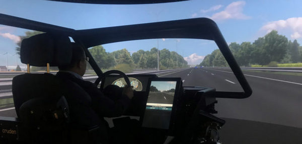 美国大学安装高保真驾驶模拟器 助力自动驾驶系统研究