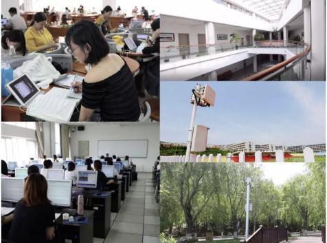 锐捷Wi-Fi 6助力大连外国语大学校园无线网新飞跃
