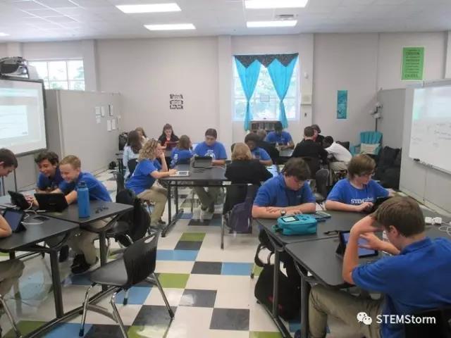 看看美国的特色STEM高中是如何办学的?