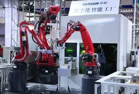中国工业机器人产业如何从低谷崛起?