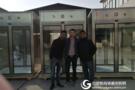 上海苏净实业迎接印度客户来访