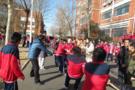 潍坊渤海实验学校加强冬季体育锻炼