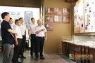 浙江省第十一地质大队来访温州大学