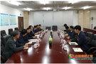 中国医科大学校长闻德亮率队赴沈阳市政府相关部门