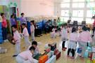 銅川市幼兒園半日活動觀摩及研討活動在宜君縣實驗幼兒園舉行